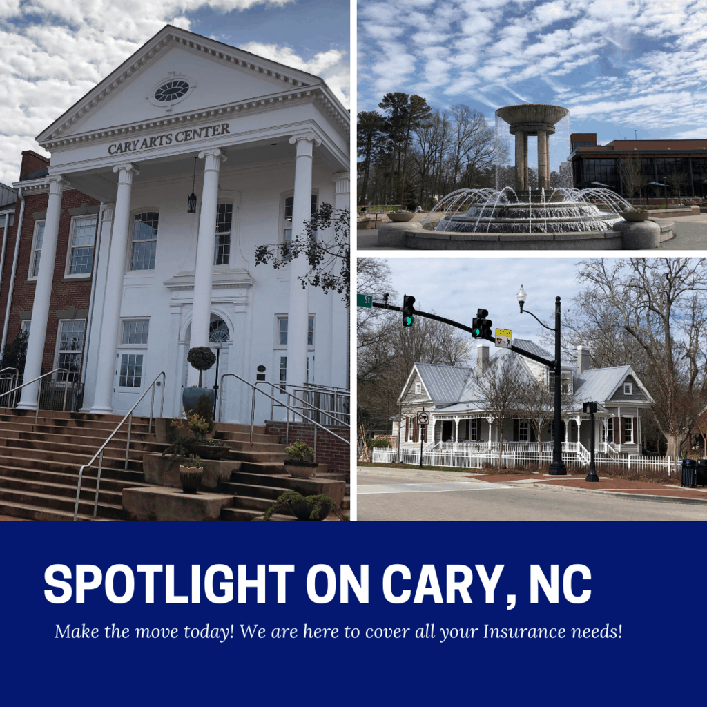 Relocating to Cary, NC
