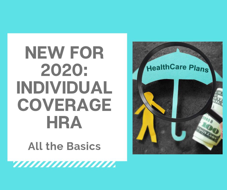 Individual Coverage HRA
