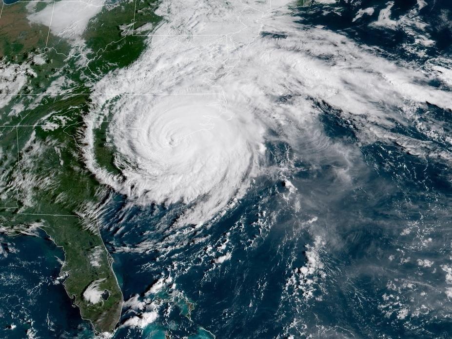 NC Hurricane checklist
