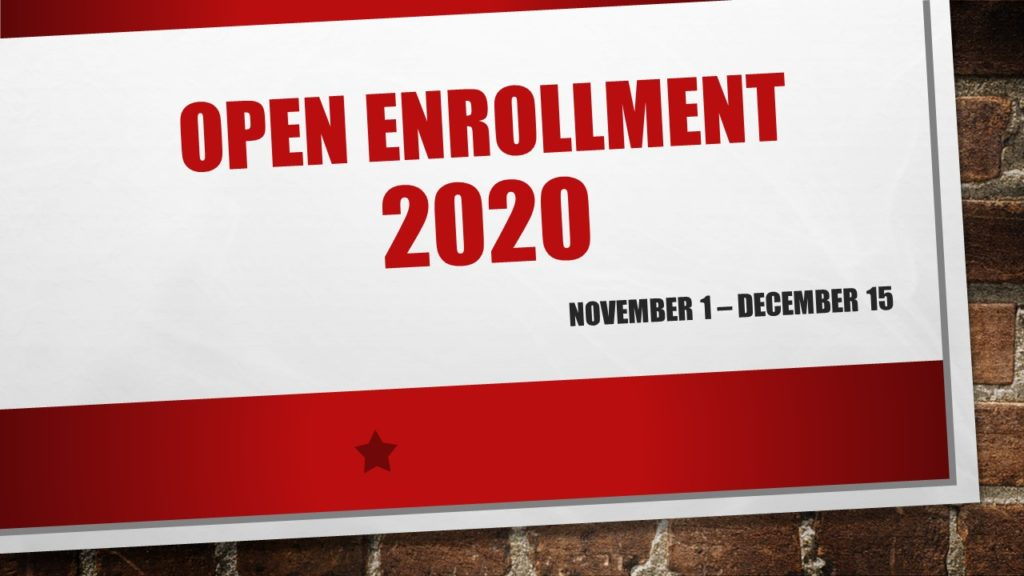 Don't Miss The Open Enrollment Deadline - Carolina ...