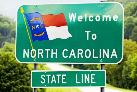 Relocating to NC