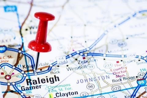 Relocating to Raleigh